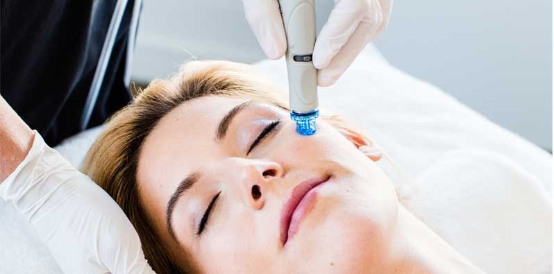 Revitalise lockdown skin with HydraFacial Elite